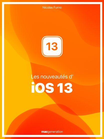Les nouveautés d'iOS13