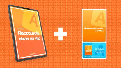 Pack raccourcis clavier